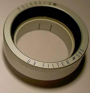 Polaroid UV szűrő