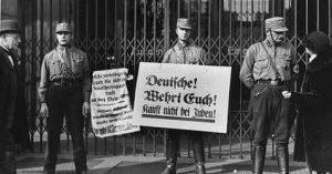 A nácizmus hatalomra jutása és a totális náci diktatúra kiépülése Németországban
