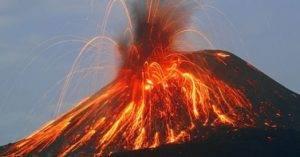 Kőzetlemezek mozgása, vulkáni tevékenység