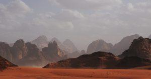 Száraz kontinentális és a sivatagi területek sajátos vonásai