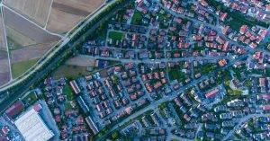 A települések funkcionális tagozódása