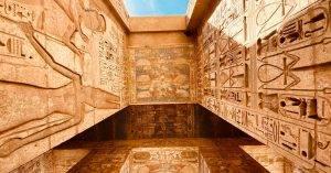 Az ókori kelet művészete – Egyiptom – I. rész