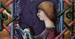Janus Pannonius (1434-1472) – Egy dunántúli mandulafáról – verselemzés