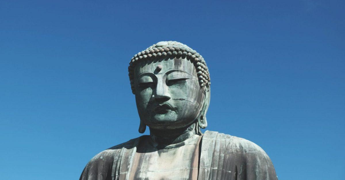 Gautama Buddha szobor