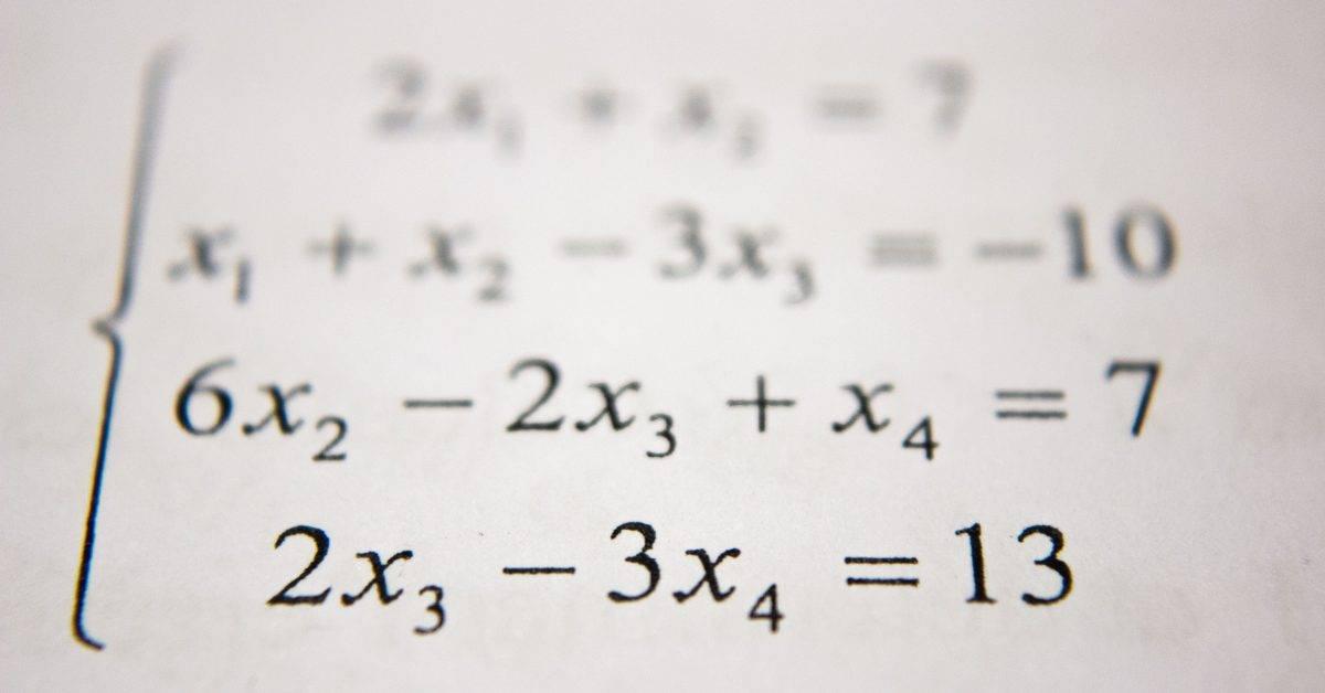 mathematics computation