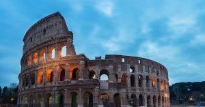 Róma, az antik városfejlődés csúcsa