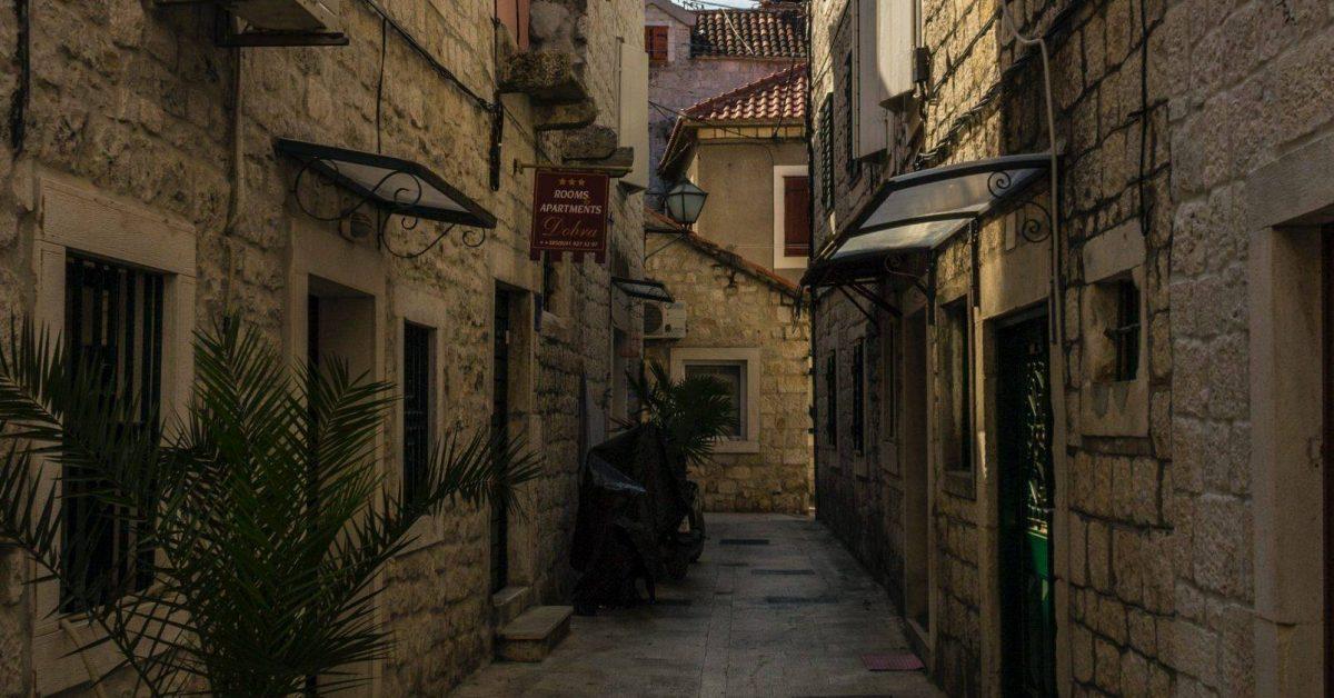 középkori város