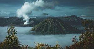 A vulkáni folyamatok típusai