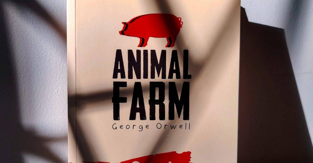 Allatfarm - George Orwell