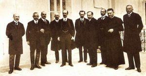 A bethleni konszolidáció II.