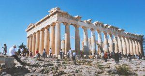 Az égei és a görög antik művészet I. rész